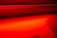 Abstract of three dimensional red shapes (thumbnail)