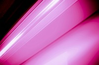 Close_up abstract of slanted pink shape