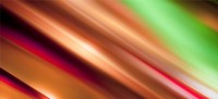 Abstract multi colored lines in motion