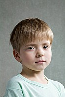 Portrait of boy