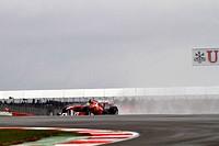Friday Practice, Felipe Massa, British Grand Prix, Silverstone, England