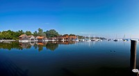 Diessen am Ammersee, Lake Ammer, Bavaria, Germany, Europe, PublicGround