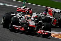 Qualifying, Lewis Hamilton GBR, McLaren Mercedes, MP4_26, Belgian Grand Prix, Francorchamps