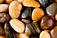 photo shot of stones background