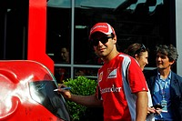 Felipe Massa BRA, Scuderia Ferrari, F_150 itália