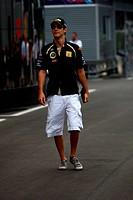 Bruno Senna BRA, Lotus Renault GP R31
