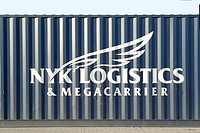 Nyk Logistics container