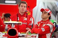 Friday Practice 1, Rob Smedley, GBR, Scuderia Ferrari, Track Engineer of Felipe Massa BRA and Felipe Massa BRA, Scuderia Ferrari, F_150 Italia, F1, Ko...