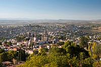 San Miguel De Allende, Mexico.View of San Miguel de Allende from El Mirador _ San Miguel de Allende _ Mexico