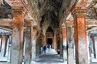Angkor Wat, Cambodia, Southeast Asia, Asia