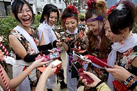 Every year, on the 13 th of oct, a huge dance festival is being organised in Tokyo It originates from 1964 when the olypic games were held in Tokyo an...