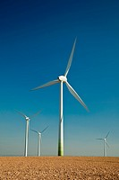 Wind Turbine _ alternative and green energy source