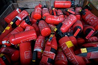 Recycling of fire extinguishers All municipalities in The Netherlands are required to provide known collection points for recyclable and/or hazardous ...