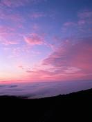 Daybreak of Shiretoko Pass