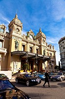 Grand Casino of Monte Carlo, Monaco, Europe