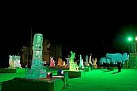 43rd Abashiri Okhotsk drift ice festival
