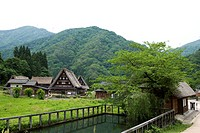 Gokayama Suganuma villages