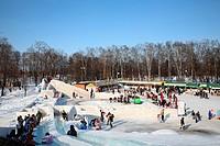 Obihiro Ice Festival