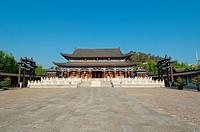 mu residence, lijiang old town, yunnan, china