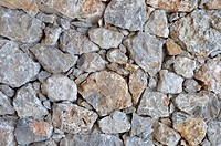 gorgeous unshaped background of a stone wall