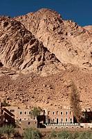 St. Catherine´s Monastery, Mt. Sinai, Egypt