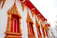 This temple is very classic and important for Thai´ life.