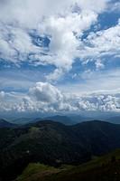 Velka Fatra mountains in Slovakia