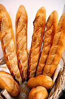 Ishigaki Island Okinawa, Japan: baguettes sold in a bakery