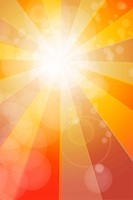 Bright abstract sun burst background
