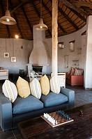 Kulala Desert Lodge, Namib Desert, Namibia, Africa