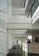 FARNBOROUGH BUSINESS PARK, FARNBOROUGH, UNITED KINGDOM, Architect ALLIES AND MORRISON, 2006