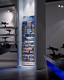 DUXFORD AIR MUSEUM _ VISITORS SHOP, CAMBRIDGE, UNITED KINGDOM, Architect HOK INTERNATIONAL