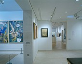 NEW WING, PALLANT HOUSE GALLERY, CHICHESTER, UNITED KINGDOM, Architect LONG AND KENTISH WITH COLIN ST JOHN WILSON