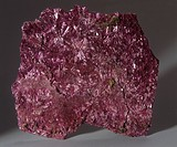 Minerals - Phosphates - erythrite.