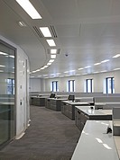 BANK OF CHINA, 1 LOTHBURY, LONDON HEADQUARTERS, PRINGLE BRANDON, 2010, WORK STATIONS,HOTEL OFFICE CONFERENCE CENTRE, Architect