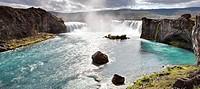 Godafoss Falls, Iceland