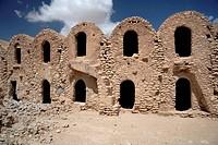 Ksar Hadada, Haddada, southern Tunisia, Maghreb, North Africa, Africa