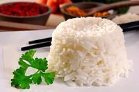 Reis gekocht