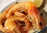 Paprika marinated prawns_with recipe