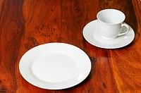Geschirr / Dinnerware