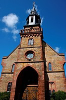 Leistadt Church