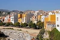 Gata de Gorgos, Alicante, Costa Blanca, Spanien