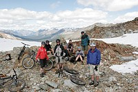 8 day mountain bike and white water adventure in the Chilcotin mountains in British Columbia, Canada. The first 5 days of mountain biking were air pla...