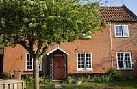 Property released picture of detached private house, Shottisham, Suffolk, England