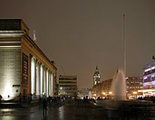 SHEFFIELD CITY HALL, SHEFFIELD, UNITED KINGDOM, Architect PENOYRE AND PRASAD