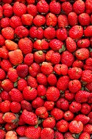 strawberry ., use for background