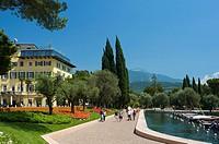 Riva del Garda, Lake Garda, Trentino, Italy, Europe
