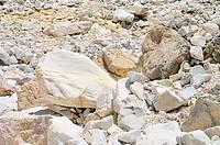 Carrara Marmor Steinbruch _ Carrara marble stone pit 17