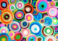 Painted Circles