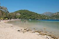 Beach, Fethiye, Mugla Province, Turkey